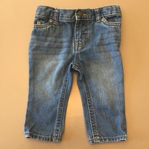 Carters Straight Leg Jeans